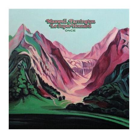 FARRINGTON Maxwell : LP Once