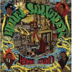 SALVADOR Henri : LP Homme Studio -1970/1975