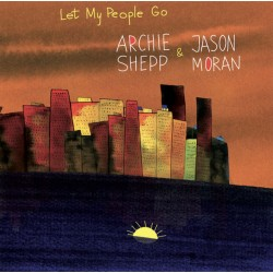SHEPP Archie / MORAN Jason : CD Let My People Go
