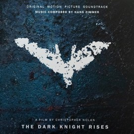 ZIMMER Hans : LP The Dark Knight Rises