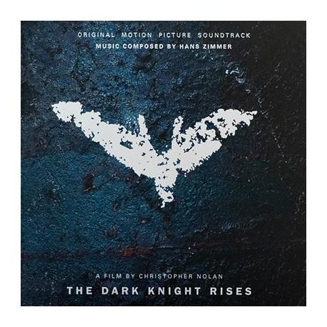 ZIMMER Hans : LP The Dark Knight Rises