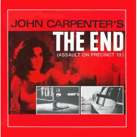 """CARPENTER John : 12""""EP The End"""