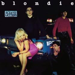 BLONDIE : LP Plastic Letters
