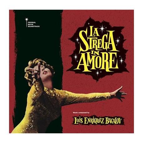 BACALOV Luis : LP La Strega In Amore