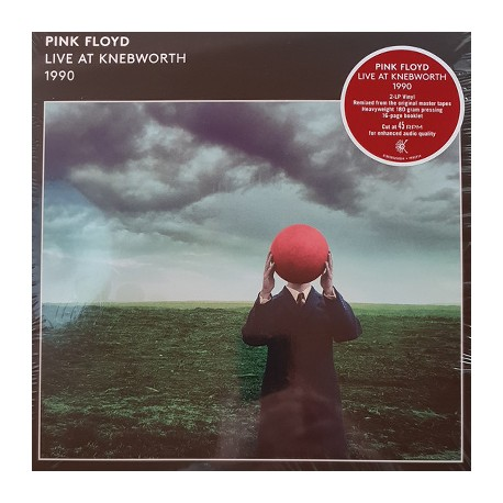 PINK FLOYD : LPx2 Live At Knebworth 1990
