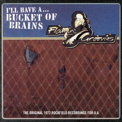 FLAMIN GROOVIES : LP A Bucket Of Brains