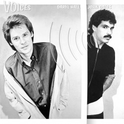HALL & OATES : LP Voices