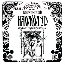 HAWKWIND : LPx2 Greasy Tuckers Party