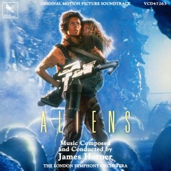 HORNER James : LP Aliens