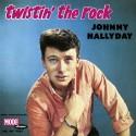 HALLYDAY Johnny : LP Twistin' the Rock