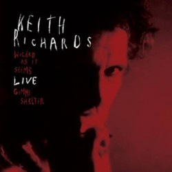 RICHARDS Keith : Wicked As It Seems