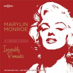 MONROE Marylin : LP+CD Incurably Romantic