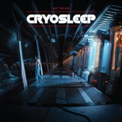 MATT BELLAMY : LP Picture Cryosleep