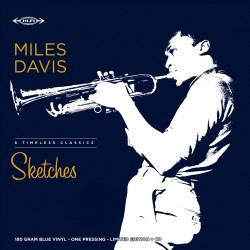 MILES DAVIS : LP Sketches
