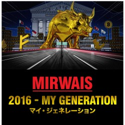 "MIRWAIS : 12""EP My Generation"