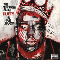 """NOTORIOUS B.I.G. : LPx2+7""""EP Biggie Duets : The Final Chapter"""