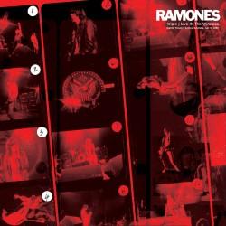 RAMONES : LP Triple J Live at the Wireless Capitol Theatre, Sydney, Australia, July 8, 1980