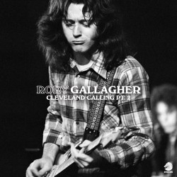 RORY GALLAGHER : LP Cleveland Calling pt.2
