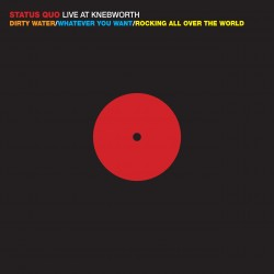 "STATUS QUO : 12""EP Live At Knebworth"