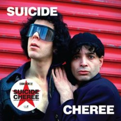 """SUICIDE : 10""""EP Cheree"""