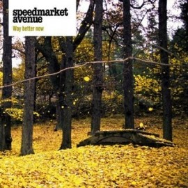 "SPEEDMARKET AVENUE : 7""EP Way Better Now"
