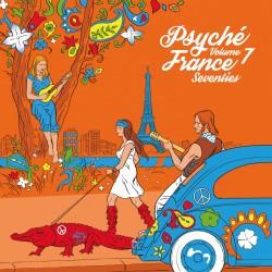 VARIOUS : LP Psyché France Vol. 7