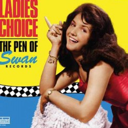 VARIOUS : LP Ladies Choice : The Pen Of Swan Records