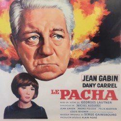 GAINSBOURG Serge : LP Le Pacha / Si J'Etais Un Espion...