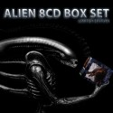 GOLDSMITH Jerry / HORNER James : CDx8 Alien Boxset