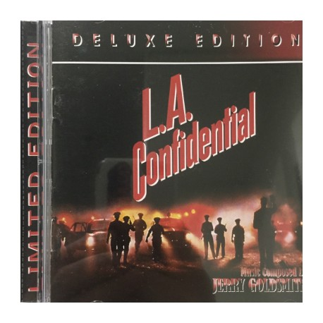 GOLDSMITH Jerry : CDx2 L.A. Confidential