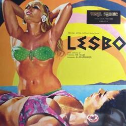 ALESSANDRONI Alessandroni / DE MASI Fracesco : LP Lesbo