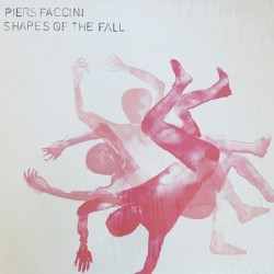 PIERS FACCINI : LP Shapes Of The Fall (red)