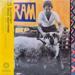 McCARTNEY Paul : LP Ram (2021)