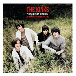 KINKS (the) : LPx2 Pop Stars In Disguise