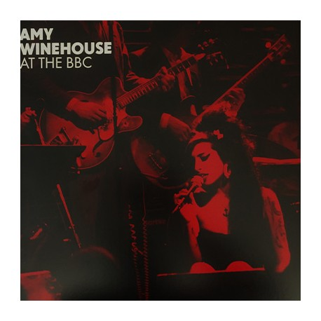 WINEHOUSE Amy : LPx3 At The BBC