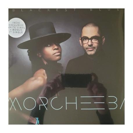"MORCHEEBA : LP+7""EP Blackest Blue"