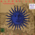 ALPHAVILLE : LP+DVD The Breathtaking Blue