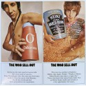 WHO (the) : LPx2 The Who Sell Out (colorés)