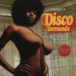 VARIOUS : LPx2 The Best Of Disco Demands  (A Special Collection Of Rare 1970s Dance Music)
