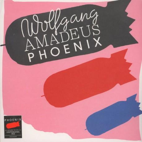 PHOENIX : LP Wolfgang Amadeus Phoenix