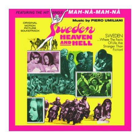 UMILIANI Piero : LP Sweden Heaven And Hell
