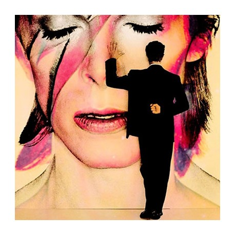 BOWIE David : CDx10 Live Bowie