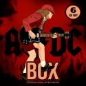 AC/DC : CDx6 Box