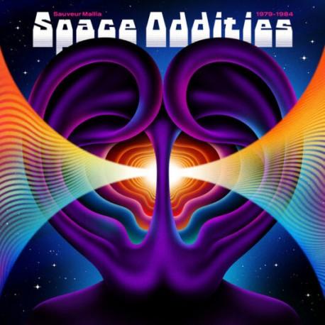 VARIOUS : LP Space Oddities 1979-1984