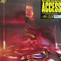 MAJOR MURPHY : LP Access (colored)