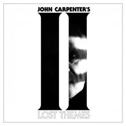 CARPENTER John : LP Lost Themes II (Blue Smoke)
