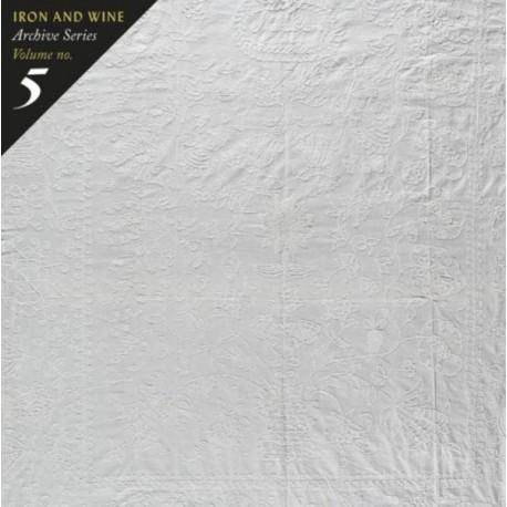 IRON & WINE : LP Archive Series Volume No. 5