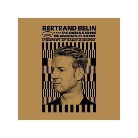 BELIN Bertrand : LP Concert At Saint-Quentin