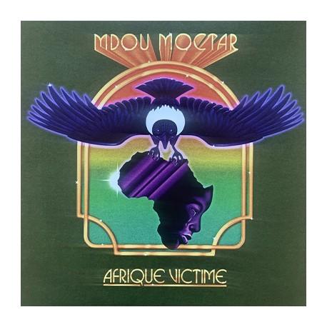 MDOU MOCTAR : LP Afrique Victime (purple)