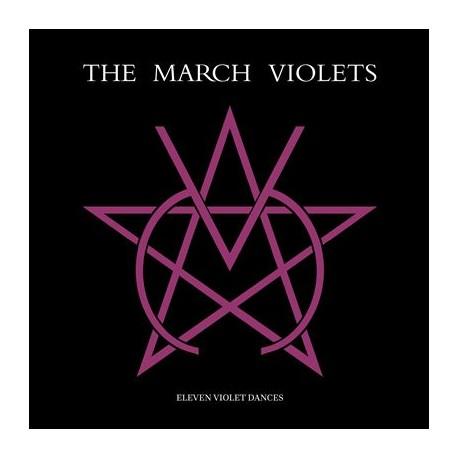 MARCH VIOLETS (the) : LP Eleven Violet Dances